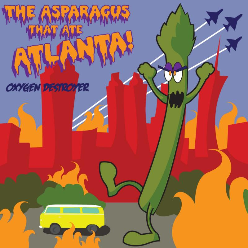 The Asparagus That Ate Atlanta